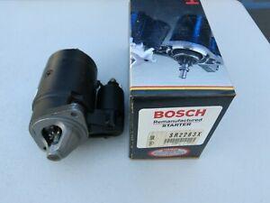 BOSCH Starter Motor Remanufactured fits 80-89 Datsun, Nissan (SR2263X)