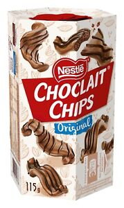 NESTLE - CHOCLAIT CHIPS - Classic - From Germany