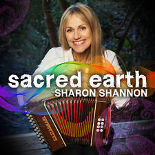 Sharon Shannon - Sacred Earth (2017) | NEW & SEALED CD
