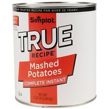 True Recipe Instant Mashed Potatoes 6 - #10 Cans / Case