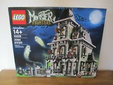 LEGO Monster Fighters Haunted House 10228 NEW Halloween Mansion w/ Ghost Zombie