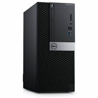 Dell OptiPlex 5070 Mini Tower Intel i7 9700 16GB 500GB 2GB Radeon GFX 3 Year WTY