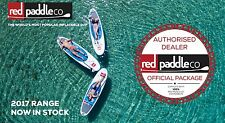 Red Paddle Co inflatable stand up paddle board SUP 14' Race MSL