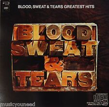 Blood, Sweat & Tears - Greatest Hits (CD Columbia) Nr MINT