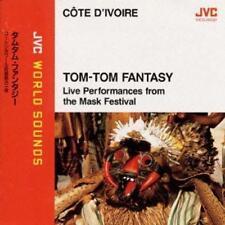 THE NATIONAL ENSAMBLE OF THE COTE DIVOIRE-TAMU TAMU FANTASY-JAPAN CD D99