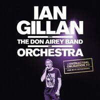 IAN GILLAN - CONTRACTUAL OBLIGATION #3:LIVE IN ST.PETERSBURG  3 VINYL LP  NEU