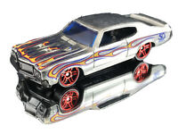 Hot Wheels 2018 50th Anniversary HW ZAMAC '70 Buick GSX***LOOSE***
