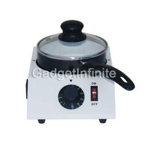 40W Mini Electric Chocolate Melting Machine Single Pot Ceramic Non-Stick Pot