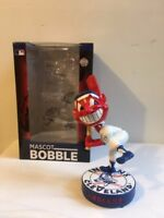 Cleveland Indians Old School 1975 Chief Wahoo Bobblehead Forever Collectibles
