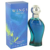 Giorgio Beverly Hills WINGS Eau De Toilette/ Cologne Spray 1.7 oz