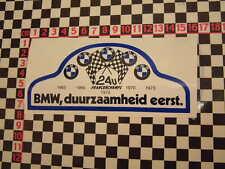 Gran Cristal Pegatina BMW 3.0CSL 2002 1602 1502 1802