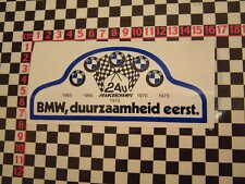 Etiqueta engomada de vidrio agradable para un BMW 3.0 CSL 2002 1602 1502 1802