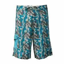 NEW Mens Notion Clothing Boardshorts Digi Camo Surf Swim trunks - Size: 20-42