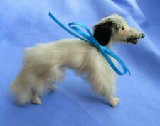 "Fur Borzoi Salon Dog Bru Kestner Bleuette French Fashion Doll Companion Sale 5"""