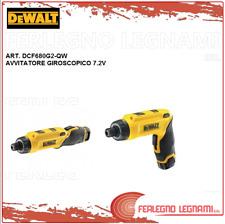 DEWALT DCF680G2-QW - AVVITATORE GIROSCOPICO A BATTERIA 7,2V. CON LUCE LED