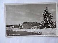 Ansichtskarte Winter im Hochschwarzwald St. Georgen 1936 (Nr.585)