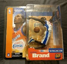 McFarlane NBA Series 2 Elton Brand Los Angeles Clippers Jersey Chase Variant New