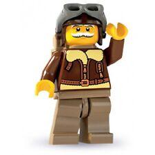 #2 LEGO Minifig series 3 Pilot 8803  - suit train / city sets