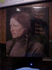 1987 Book ANDREW WYETH THE HELGA PICTURES text by John Wilmerding