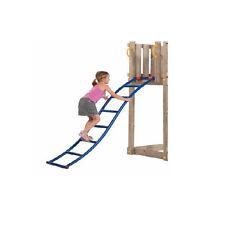 Wavy Climbing Ladder -  playframes, climbing frames, playhouses etc..
