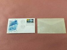 1969 Man's First Landing On The Moon July Envelope