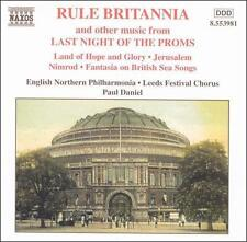 Rule Britannia 2006 by Walton, William [composer]; Parry, Hu . Disc Only/No Case
