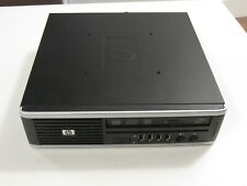 HP 8000 Elite Ultra-slim Core2 Duo E8400 3.0ghz 4gb No HD No Power Supply