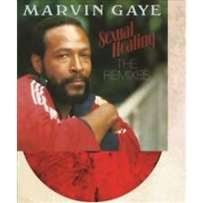 GAYE MARVIN SEXUAL HEALING: THE REMIXES VINILE LP ROSSO RECORD STORE DAY 2018