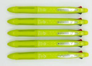 Pilot Dr.Grip 4+1( 50R) Lime Green colour X 5 PCS (I)