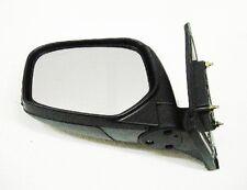 MITSUBISHI l200 b40 2.5 Pick Up Porta/Specchietto RETROVISORE ESTERNO MANUALE NERO L/H N/S - 06 > Su