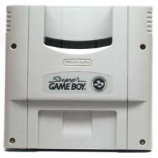Super Game Boy adaptador-SNES