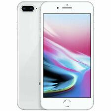 Apple iPhone 8 Plus 64Go Débloqué Smartphone iOS Argent A1897 (GSM)