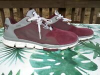 ADIDAS Mississippi State Sneakers, Men's Sz 11.5, EU 46