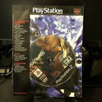 Sony PlayStation 2 PS2 | Magazine Underground DEMO Disc Issue 98 | Very Good