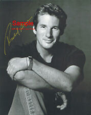 RICHARD GERE Signed Autographed Reprint 8x10 Photo #1