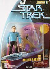 """Star Trek Dr. Julian Bashir  TT 4.5"""" Action Figure"""