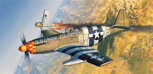 Academy PKAY12464 1667 1:72 Scale P-51B Mustang