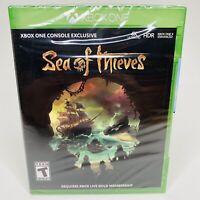 Sea of Thieves Microsoft XBOX One XB1 Enhanced Brand New Sealed