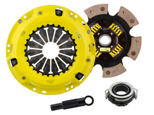 ACT HD/Race Sprung 6-Pad Clutch Kit for 1991-95 Toyoto MR2 Turbo