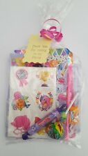 GIRLS PONY Pre Filled Party Bags Birthday & Parties, Wedding **Minimum Order 8