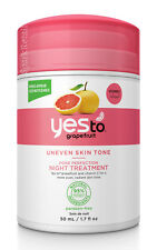 Yes To Grapefruit Pore Perfection NIGHT TREATMENT Vitamin C Moisturiser 50ml