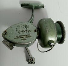 Rare Vintage Abu Garcia 444 Sweden Spinning Reel - FREE SHIPPING !