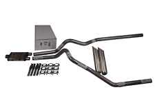 """Ford F150 87-97 2.5"""" Dual Exhaust Magnaflow Muffler weld on tips"""