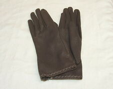 Ancienne paire de gants de femme 8, linge ancien