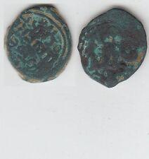 Gertbrolen  Orient Latin Antioche Bronze de Roger Prince régent (1112-1119)