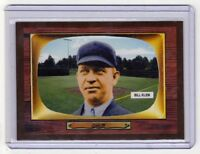 Bill Klem, Hall of Fame umpire '55 Color TV  #411, rare limited edition