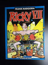 Ricky VII Margerin Les humanoïdes Associés 1988