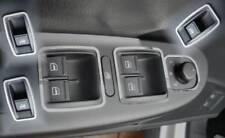 D VW Passat 3C 2005 - 2010 Chrom Rahmen für Schalter Fensterheber Edelstahl pol