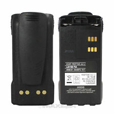2 x 2700mAh Li-Ion NNTN7335 NNTN7554 Battery for MOTOROLA XTS1500 XTS2500 Radio