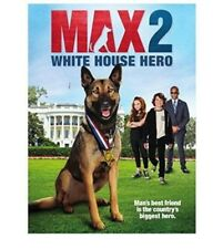 Max 2: White House Hero (DVD, 2017) NEW